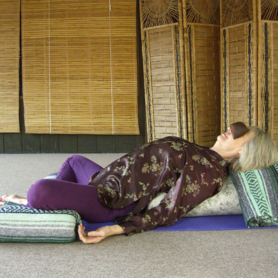 NEW! Restorative Yoga