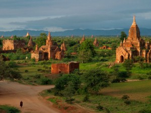 Temples at Bagan